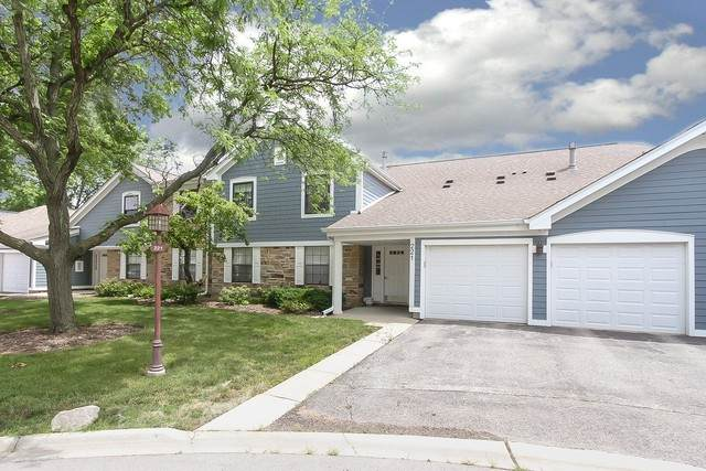 221 Hawthorne Court 39D2, Schaumburg, IL 60193 (MLS #10764910) :: Property Consultants Realty
