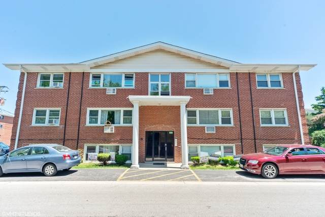 10154 Hartford Court 2B, Schiller Park, IL 60176 (MLS #10765008) :: Property Consultants Realty