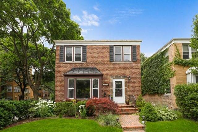 7034 N Rockwell Street, Chicago, IL 60645 (MLS #10765015) :: Property Consultants Realty