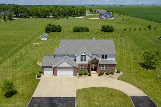 858 County Road 3200, DEWEY, IL 61840 (MLS #10765046) :: The Spaniak Team