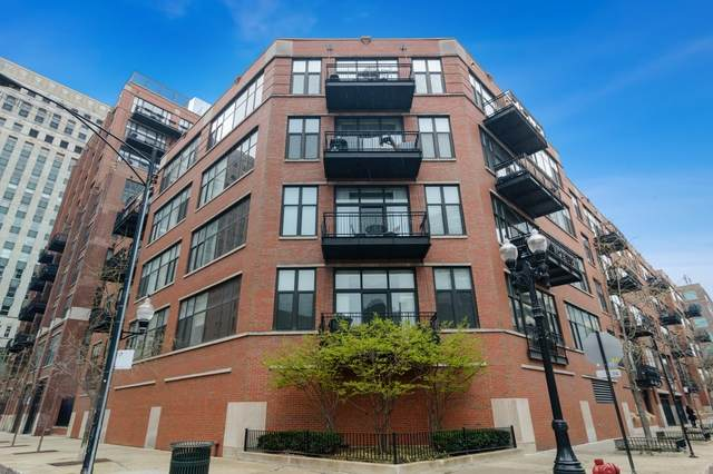 333 W Hubbard Street 5F, Chicago, IL 60654 (MLS #10765064) :: John Lyons Real Estate