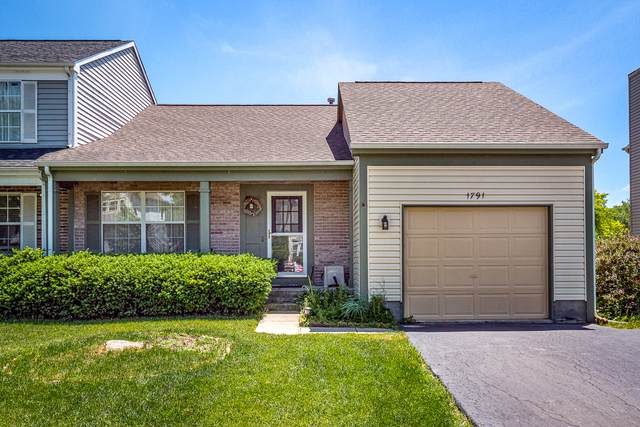 1791 Barnhill Drive, Mundelein, IL 60060 (MLS #10765089) :: Helen Oliveri Real Estate