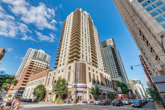 635 N Dearborn Street #806, Chicago, IL 60654 (MLS #10765108) :: Ryan Dallas Real Estate