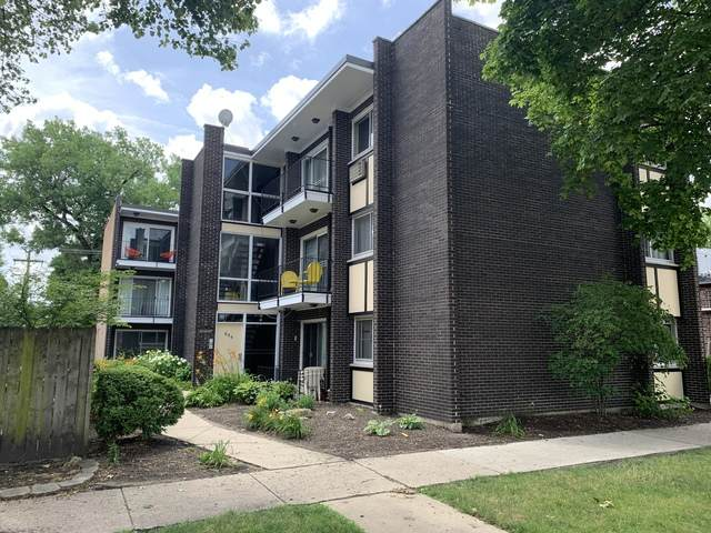 655 South Boulevard 201N, Oak Park, IL 60302 (MLS #10765117) :: Knott's Real Estate Team