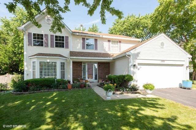 1885 Pastoral Lane, Hanover Park, IL 60133 (MLS #10765148) :: Property Consultants Realty