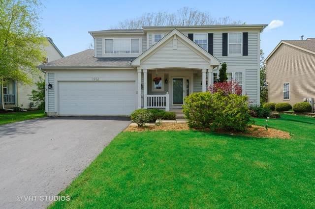 1912 Harrison Avenue, Mundelein, IL 60060 (MLS #10765212) :: Helen Oliveri Real Estate
