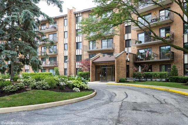 601 Lake Hinsdale Drive #207, Willowbrook, IL 60527 (MLS #10765231) :: Property Consultants Realty