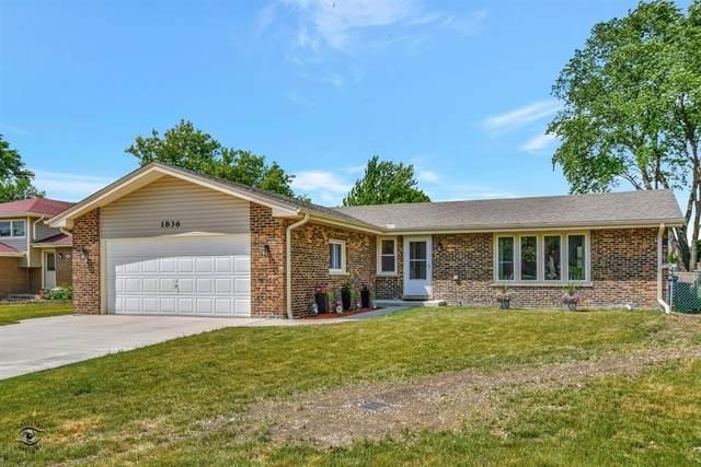 1836 W Woodland Avenue, Addison, IL 60101 (MLS #10765284) :: John Lyons Real Estate