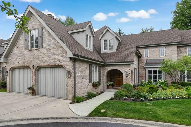 20 Tartan Ridge Road, Burr Ridge, IL 60527 (MLS #10765414) :: Knott's Real Estate Team