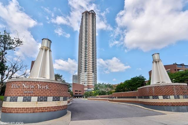 3660 N Lake Shore Drive #3608, Chicago, IL 60613 (MLS #10765418) :: Property Consultants Realty