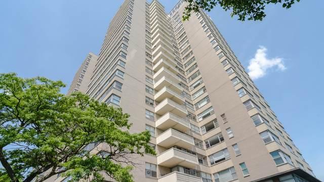6301 N Sheridan Road 22B, Chicago, IL 60660 (MLS #10765470) :: Angela Walker Homes Real Estate Group