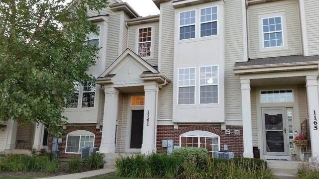 1161 Comiskey Avenue, North Aurora, IL 60542 (MLS #10765481) :: Property Consultants Realty