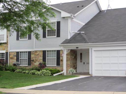 608 Hanover Court Z1, Schaumburg, IL 60194 (MLS #10765489) :: Property Consultants Realty
