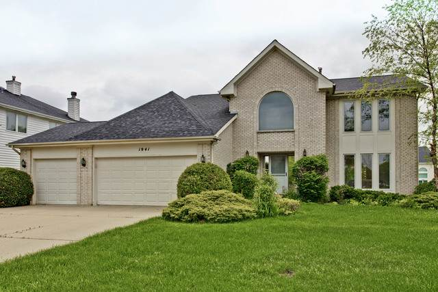 1941 Beverly Lane, Buffalo Grove, IL 60089 (MLS #10765511) :: Lewke Partners