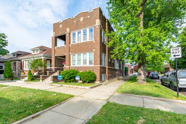 5700 S Campbell Avenue, Chicago, IL 60629 (MLS #10765515) :: Property Consultants Realty
