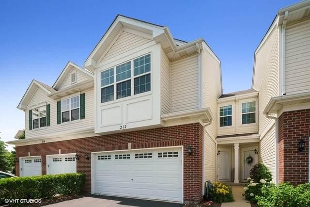 212 S Oak Creek Lane, Romeoville, IL 60446 (MLS #10765543) :: Property Consultants Realty