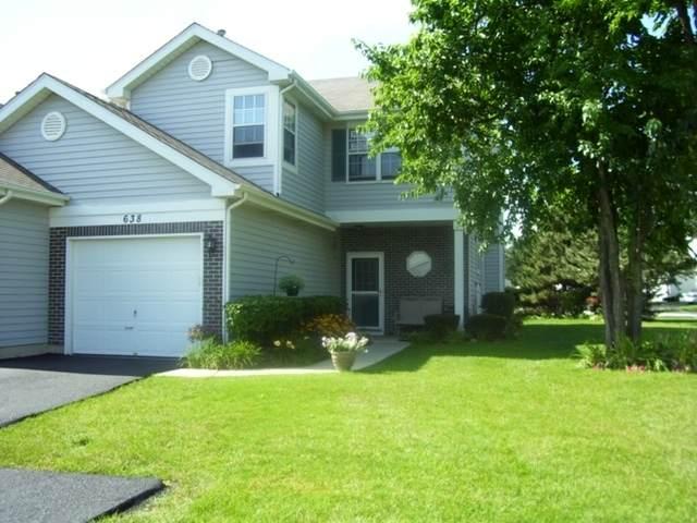638 Woodhaven Drive, Mundelein, IL 60060 (MLS #10765554) :: Helen Oliveri Real Estate