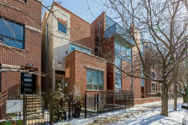 1723 N Sheffield Avenue #1, Chicago, IL 60614 (MLS #10765555) :: Property Consultants Realty