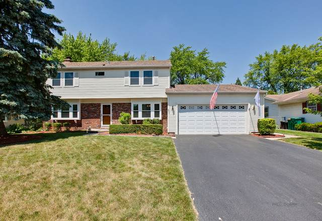 1091 Twisted Oak Lane, Buffalo Grove, IL 60089 (MLS #10765562) :: BN Homes Group