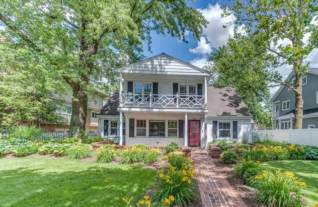 721 N Oak Street, Hinsdale, IL 60521 (MLS #10765603) :: Knott's Real Estate Team