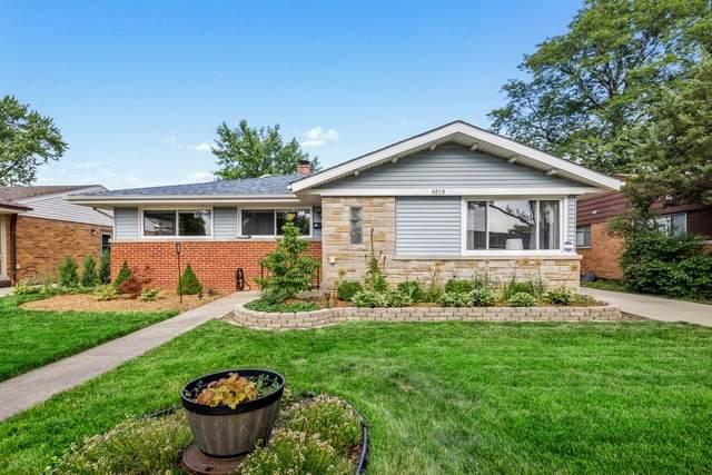 8819 Olcott Avenue, Morton Grove, IL 60053 (MLS #10765626) :: Ryan Dallas Real Estate