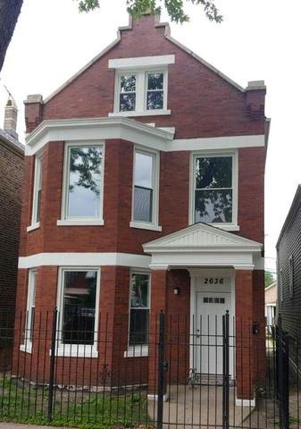 2636 S Kedvale Avenue, Chicago, IL 60623 (MLS #10765697) :: Property Consultants Realty