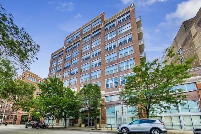 933 W Van Buren Street #505, Chicago, IL 60607 (MLS #10765734) :: Ryan Dallas Real Estate