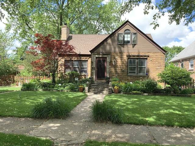9350 S Spaulding Avenue, Evergreen Park, IL 60805 (MLS #10765742) :: Property Consultants Realty