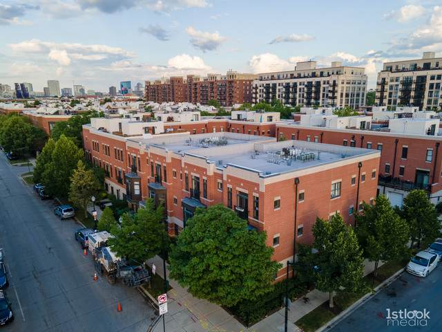 947 W 14th Place 2B, Chicago, IL 60608 (MLS #10765746) :: Property Consultants Realty