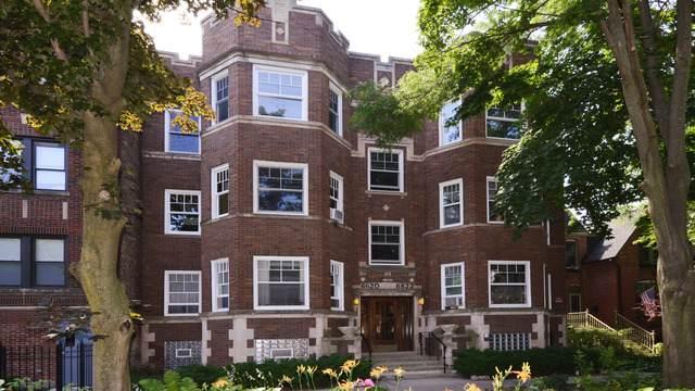6622 N Glenwood Avenue 1N, Chicago, IL 60626 (MLS #10765752) :: Ryan Dallas Real Estate