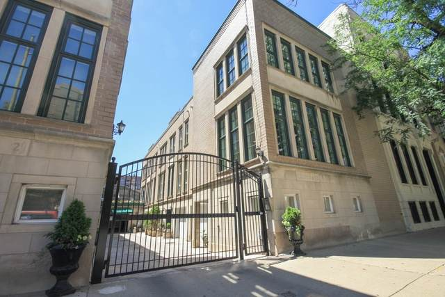 1152 N Lasalle Street E, Chicago, IL 60610 (MLS #10765768) :: Property Consultants Realty