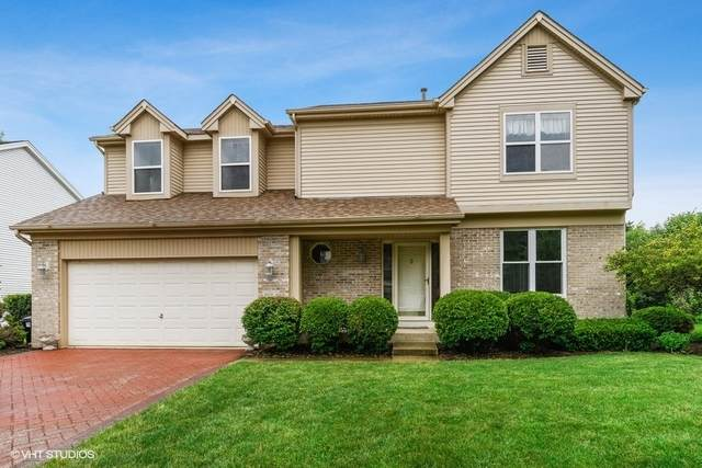 615 Pinehurst Drive, North Aurora, IL 60542 (MLS #10765796) :: Property Consultants Realty
