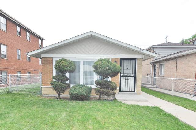 1514 W 119th Street, Chicago, IL 60643 (MLS #10765857) :: Property Consultants Realty