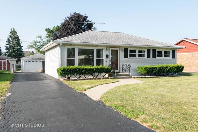 8331 W Foster Avenue, Norridge, IL 60706 (MLS #10765861) :: Property Consultants Realty