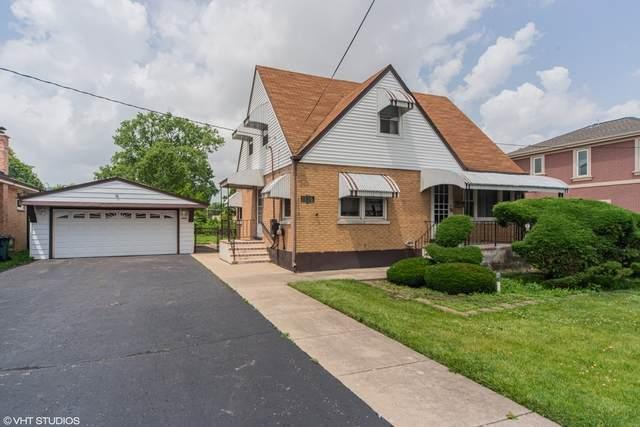 3756 Scott Street, Schiller Park, IL 60176 (MLS #10765875) :: Property Consultants Realty