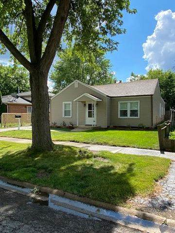 14552 Central Park Avenue, Midlothian, IL 60445 (MLS #10765901) :: Property Consultants Realty