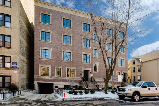 647 W Aldine Avenue 3E, Chicago, IL 60657 (MLS #10765906) :: Property Consultants Realty