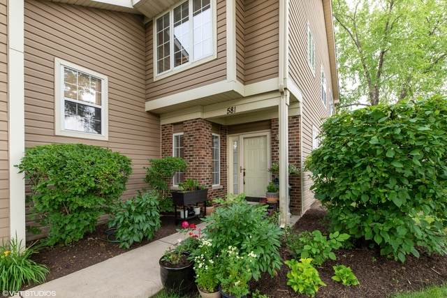 581 W Parkside Drive, Palatine, IL 60067 (MLS #10765913) :: Property Consultants Realty