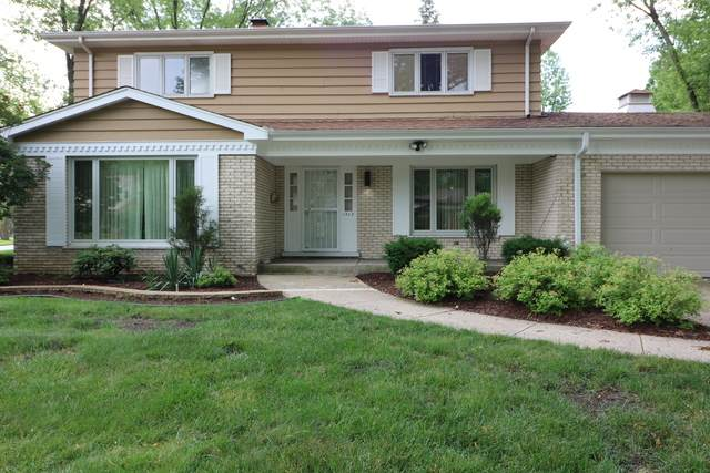 1307 Heather Hill Cres, Flossmoor, IL 60422 (MLS #10765919) :: Property Consultants Realty