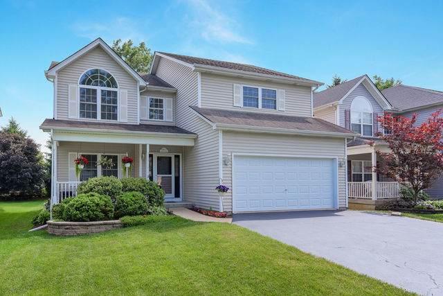 28W651 Malvin Albright Street, Warrenville, IL 60555 (MLS #10765970) :: Property Consultants Realty