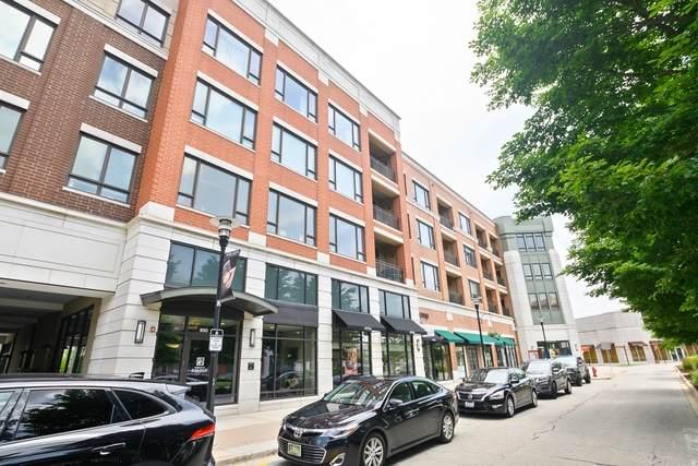 850 Village Center Drive #320, Burr Ridge, IL 60527 (MLS #10765983) :: Property Consultants Realty