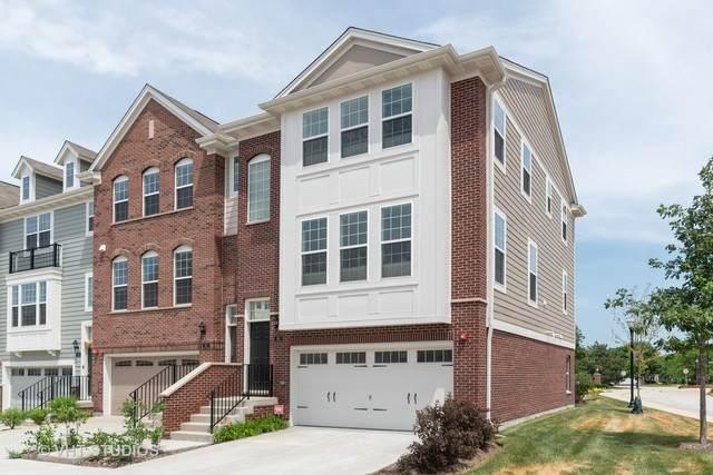 81 Marcel Lane, Schaumburg, IL 60194 (MLS #10765987) :: Angela Walker Homes Real Estate Group