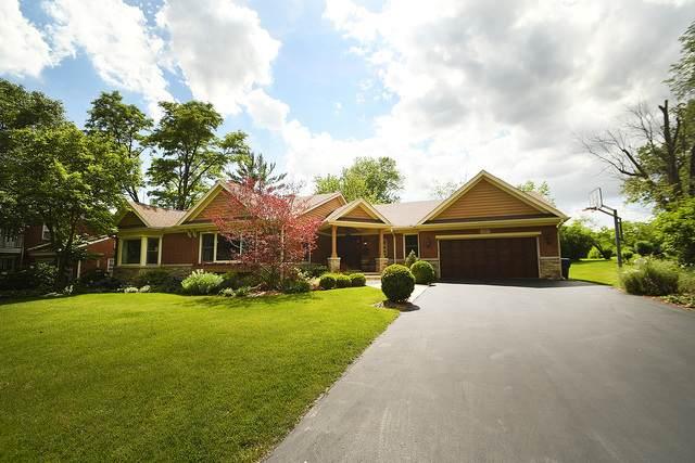 1126 Dartmouth Road, Flossmoor, IL 60422 (MLS #10765989) :: Property Consultants Realty