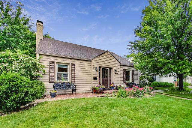 1144 Briarwood Lane, Northbrook, IL 60062 (MLS #10765996) :: Property Consultants Realty