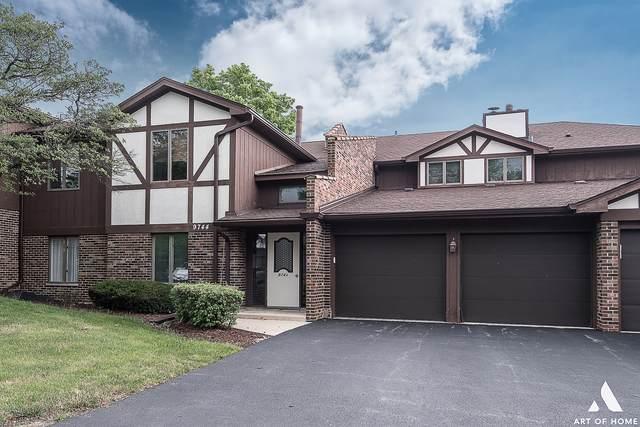 9744 Mill Drive E Drive E1, Palos Park, IL 60464 (MLS #10766023) :: Property Consultants Realty