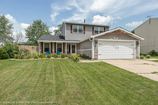20609 S Frankfort Square Road, Frankfort, IL 60423 (MLS #10766024) :: Property Consultants Realty
