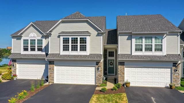 663 Hawley Drive, Oswego, IL 60543 (MLS #10766033) :: O'Neil Property Group