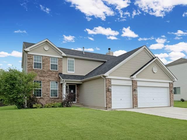 829 Prairie Crossing Drive, Yorkville, IL 60560 (MLS #10766038) :: The Dena Furlow Team - Keller Williams Realty