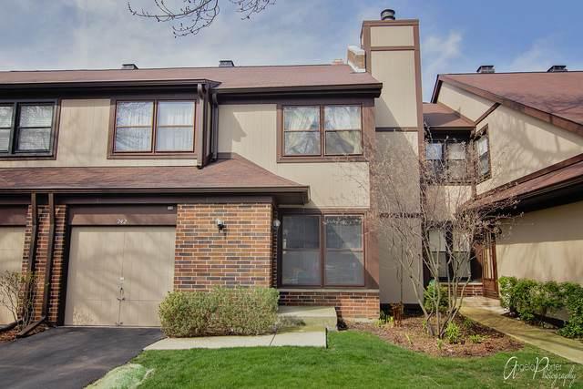 242 Shadowbend Drive, Wheeling, IL 60090 (MLS #10766053) :: Helen Oliveri Real Estate
