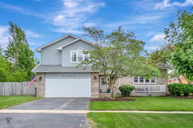 20359 S Cobble Stone Court, Frankfort, IL 60423 (MLS #10766066) :: Property Consultants Realty